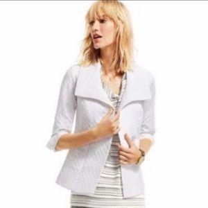 Cabi white blazer size medium NWT